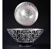Пиала с серебряным покрытием